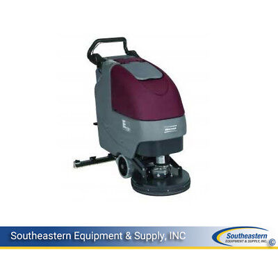 New Minuteman E17 Brush Driven Automatic Scrubber - No Batteries