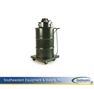 New Minuteman X839 Series - 55 Gallon Critical Filter Vacuum - Painted Dry Only