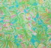 Lilly Pulitzer Fabric Yards