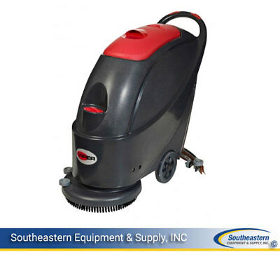 New Viper As510b 20 Battery Compact Scrubber