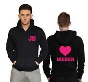 Personalised Justin Bieber Hoodie