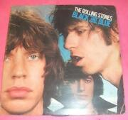 Rolling Stones Black and Blue LP