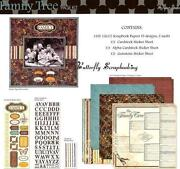 Family Tree Scrapbooking