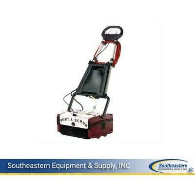 New Minuteman Port A Scrub 12 Electric Floor Scrubber