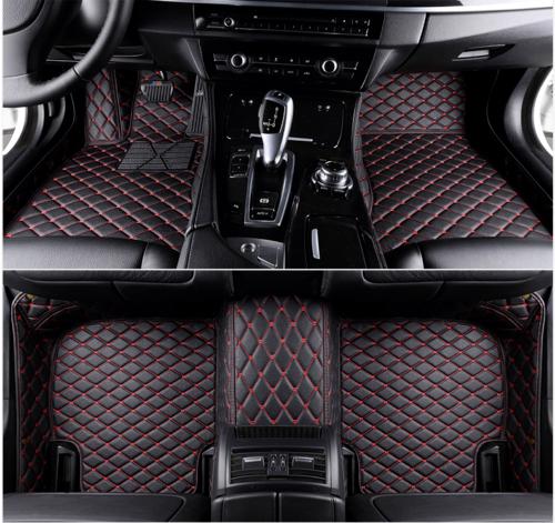 AutoFußmatten nach Maß für MercedesBenz GL500,GL350,GL400,GL450,GL500,GL63 AMG
