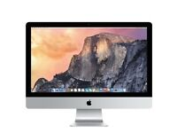 "Apple 21.5"" iMac 2.5GHz Core i5+12 GB DDR3 RAM+ 500GB HD+512 GRAPHICS+OS+OFFICE"