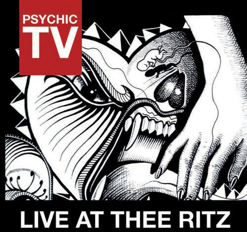 Psychic TV - Live at Thee Ritz [New CD] UK - Import