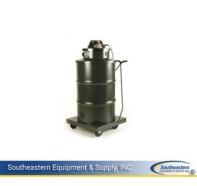 Demo Minuteman 390 Series 55 Gallon Wetdry Vacuum