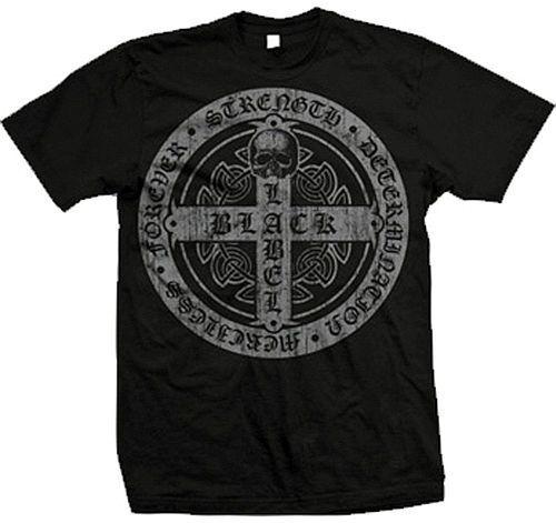Black Label Society Pendant T-Shirt Small Black New Licensed Heavy Metal Band