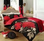 Superking Duvet Cover Red