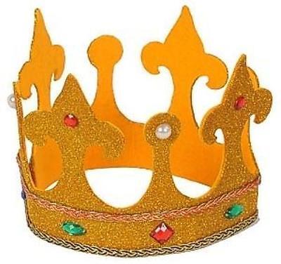 Adult Kings High King Crown