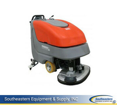 New Minuteman E3330 Disc Brush Automatic Scrubber - No Batteries