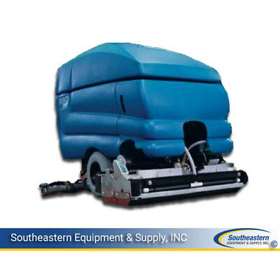 Reconditioned Tennant 5680 28 In Cylindrical Floor Scrubber