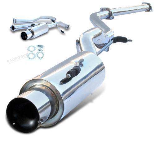 03 Lancer Exhaust Headers: 02 Lancer Exhaust