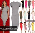 Stretch Casual Dresses Midi