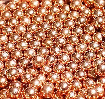 10 000 Ct Copper Plated Metal Steel Bbs 4 5Mm   177 Cal  7 5 Lbs
