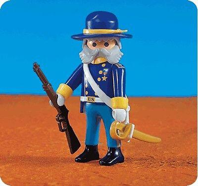 """PLAYMOBIL® Western 7662 """"Captain der Nordstaatler"""" Fort Reno Eagle NEU/OVP!"""