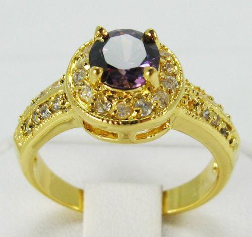Natural Alexandrite Necklace: Gold Alexandrite Jewelry