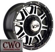 8 Lug Wheels