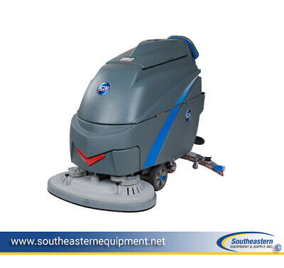 Demo Ice I36bt Walk-behind Traction-drive Auto Scrubber
