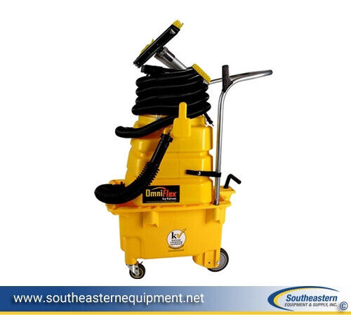 Demo KaiVac OmniFlex AutoVac Corded All-Surface Cleaning Machine