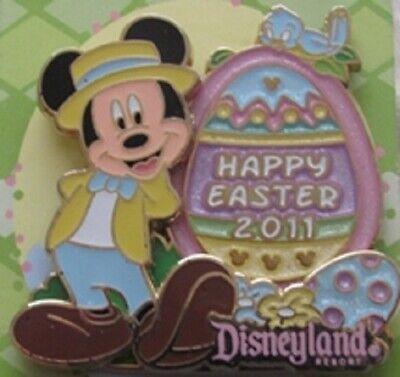 Disney Trading Pins 83072 DLR - Ostern 2011 - Mickey Maus