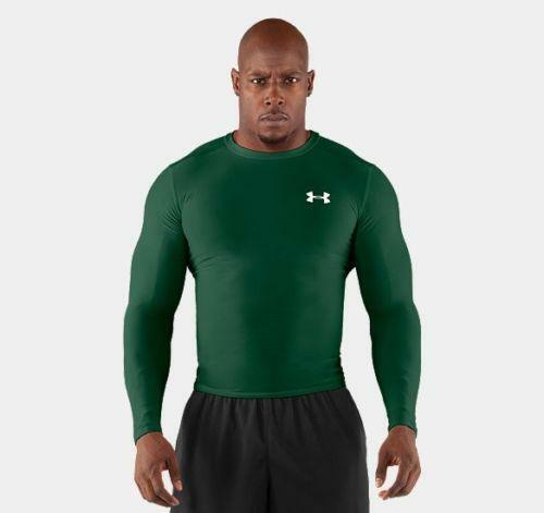 Mens Long Sleeve Compression Shirt Ebay