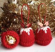 Hand Knitted Christmas