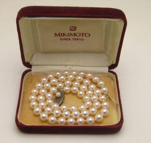 Vintage Mikimoto Ebay