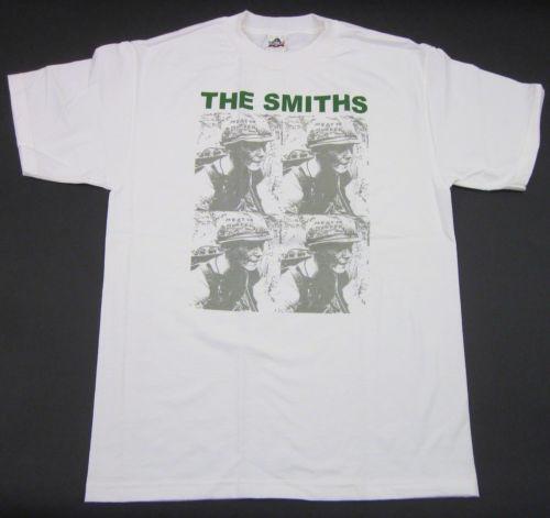 the smiths shirt ebay. Black Bedroom Furniture Sets. Home Design Ideas