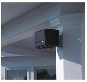 Bose 151 Environmental Speaker Pair With Brackets Black For Sale