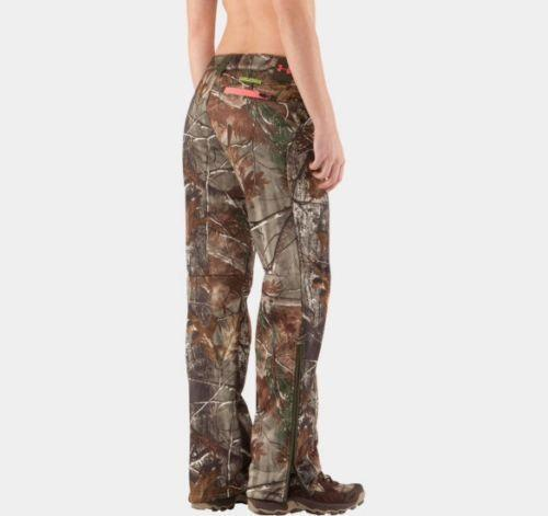 Realtree Camo Yoga Shorts Color Options By Girlswithguns22: Womens Under Armour Camo Pants