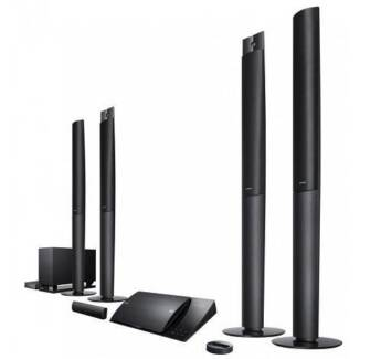 Sony Blu Ray and Home Theatre System