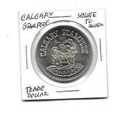 Calgary Stampede Dollar