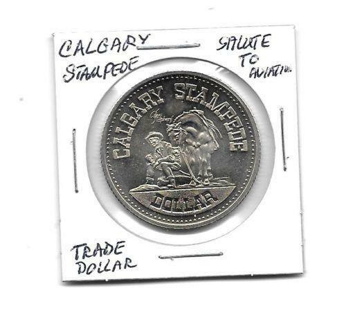 Calgary Stampede Dollar Ebay