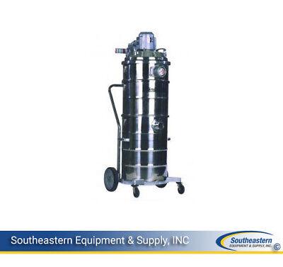 New Minuteman Explosion Proof Vacuum - Stainless Steel Tank 15 Gal