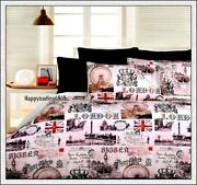 London Quilt Cover