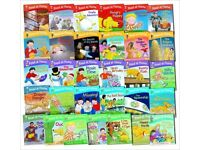 Oxford Reading Tree- Read at home 31 books collection