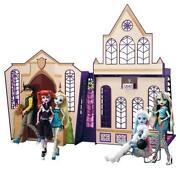 New Monster High Doll House
