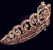 Gold Wedding Crowns