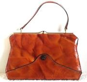 Tortoise Shell Purse