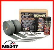 Exhaust Wrap Kit