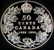 Canadian 50 Cent Coin