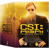 Csi: Miami - The Complete Series DVD