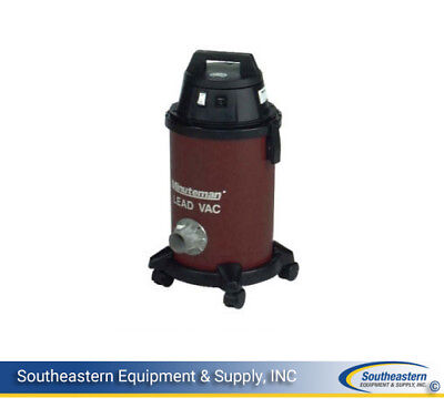 New Minuteman Lead Vacuum - Dry Only 6 Gal. Polyethylene