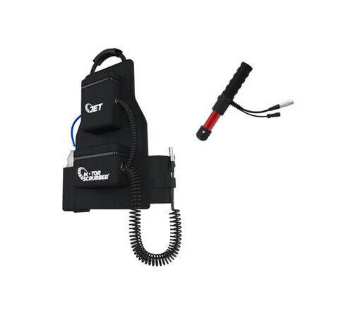New MotorScrubber Storm - Ballistic Virus Killer C/W Backpack Kit