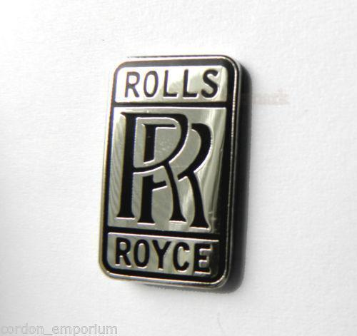 rolls royce badge ebay. Black Bedroom Furniture Sets. Home Design Ideas