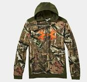 Under Armour Mossy Oak Hoodie
