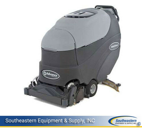 Reconditioned Advance Adphibian Combination Carpet Cleaner & Floor Scrubber