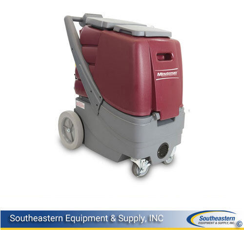 New Minuteman RUSH 100 PSI Carpet Extractor with 1000 Watt Heater
